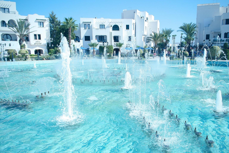 Wodne atrakcje w Tunezji