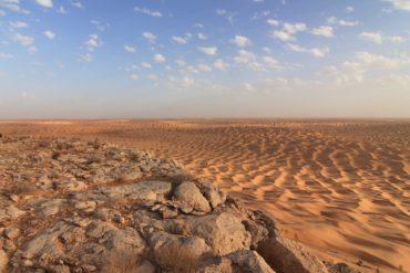 Skały Tembain w Tunezji