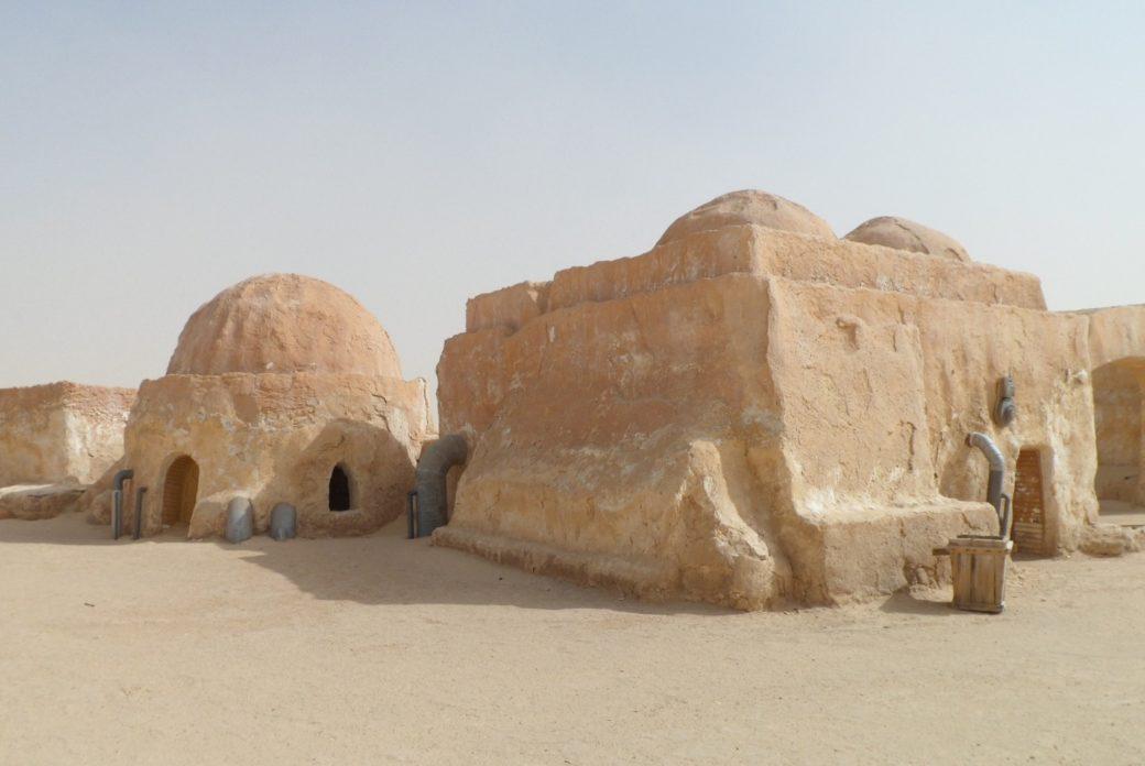 Tataouine - osada znana ze Star Wars