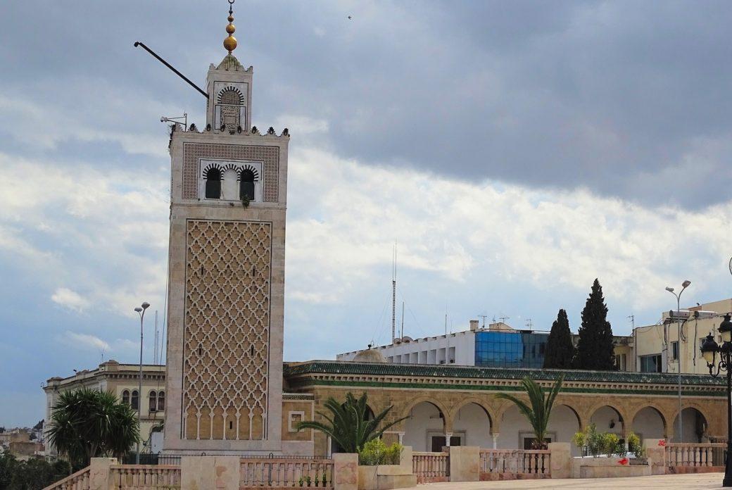 Wielki Meczet w Tunisie