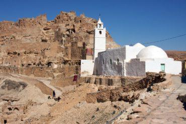 Berberyjska wioska Chenini