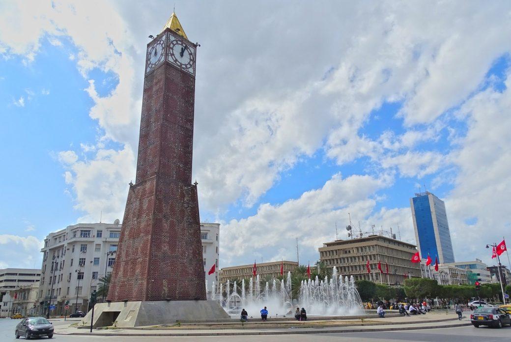 Centrum Tunisu