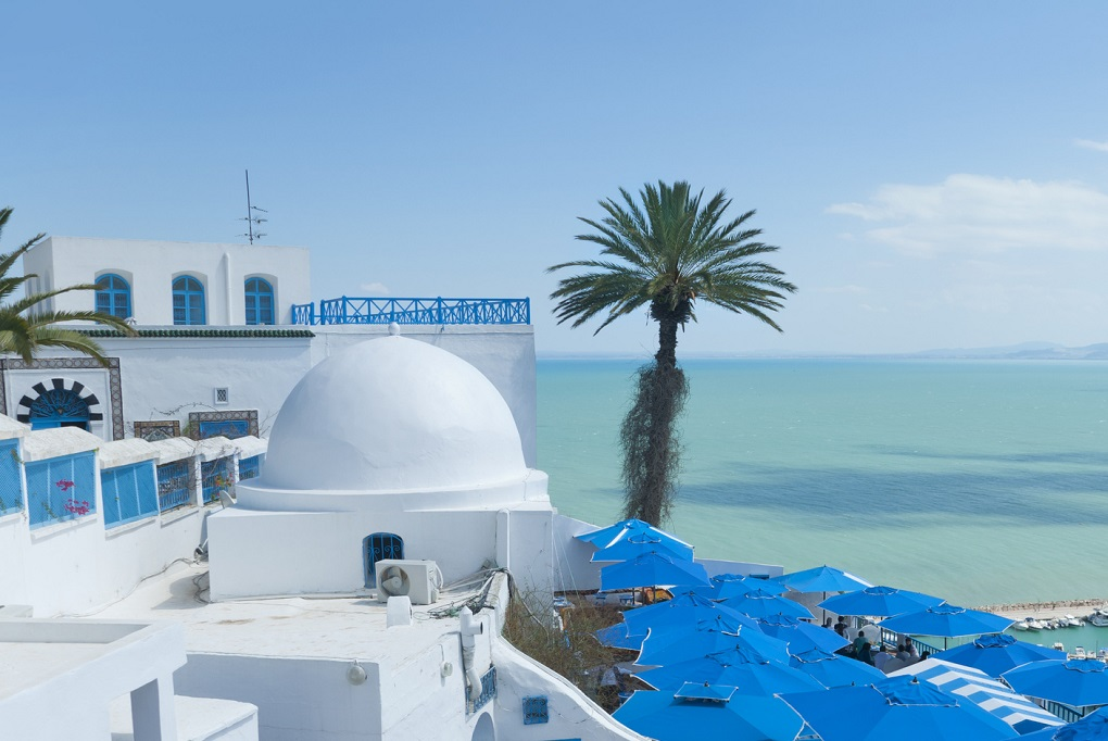 Klimat w Tunezji